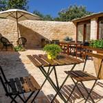 Casa Salina - Casa Vacanze Scicli Sicilia - patio
