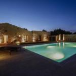 Casa Salina - Casa Vacanze Scicli Sicilia - facciata notturna